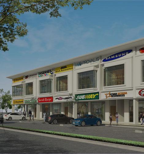 Project - Rapid City Centre