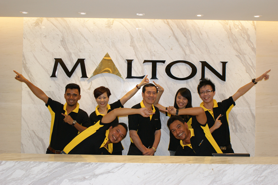 Malton CSR - The Edge Kuala Lumpur Rat Race 2013