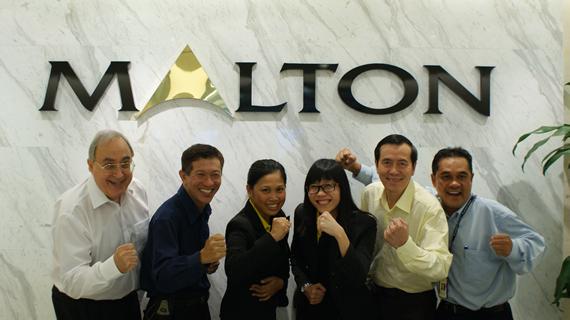 Malton CSR - The Edge Kuala Lumpur Rat Race 2012